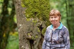 Wood walk at Tintern Abbey (cottert) Tags: tinternabbey