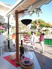 WineDec (jansmh) Tags: restaurant solluna mogán gran canaria spain spanien wine aerator vinluftare resturang winedec puerto de semester holiday sol luna vin dec