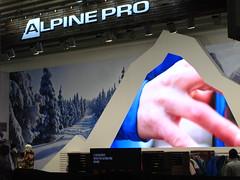 AlpinePro - ISPO 2018 (Vystavnictvi) Tags: ex exhibition expo design veletrh velkoplošný led czechexpo expozice stánek
