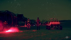 A Threat to the Memorial Service (Space Tomato) Tags: spaceship starcitizen space spacesim screenshot spacephotography spacetomato spacegame videogames virtualreality videogamescreenshot virtualphotographer virtualphotography videgameart art hurston moon planet scifi stunning scfi sunset