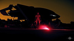Damn Why so Bright? (Space Tomato) Tags: spaceship starcitizen space spacesim screenshot spacephotography spacetomato spacegame videogames virtualreality videogamescreenshot virtualphotographer virtualphotography videgameart art hurston moon planet scifi stunning scfi sunset