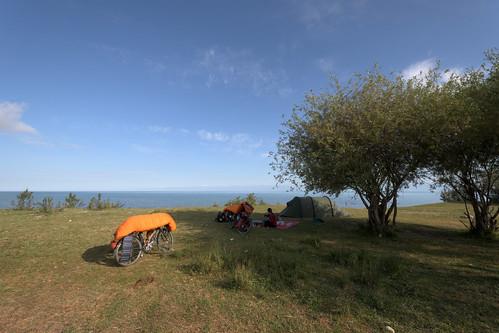 Issykul lake - Kyrgyzstan