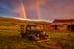 Return of the Rainbows (Jeff Sullivan (www.JeffSullivanPhotography.com)) Tags: california park travel sunset wild copyright usa west abandoned nature weather june night canon lens landscape photography eos town photo state ghost historic mining american bridgeport allrightsreserved 2019 monocounty bodiestatehistoricpark ef2470mmf28 jeffsullivan 5dmarkiv bodie