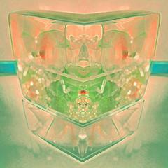Collection: Shards of Glass Sammlung: Glasscherben - Pareidolia im Glaskörper (hedbavny) Tags: impressionism red rot orange green grün blau blue faun summer sommer hot hitze glut water wasser flus river käfer bug portrait face gesicht astronaut taucher digitalart fotobearbeitung auge eye moth grass tree glaskörper brille goggles kaleidoscope kaleidoskop butterfly schmetterling puppe kokon wings flügel geborsten zerbrochen broken gebrochen shattered glass shards scherben glasscherben splitter glas collection sammlung trash abfall litter accident accidental transparent durchsichtig reflection spiegelung ornament pattern pareidolia rorschach hedbavny ingridhedbavny crystal kristall square dream