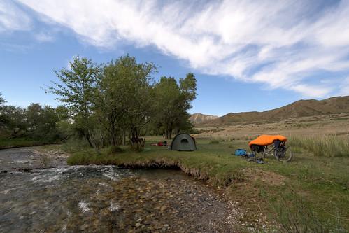 near Ak-Tal - Kyrgyzstan
