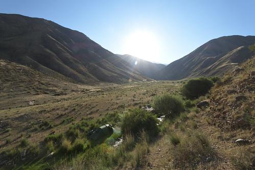 near Kotchkor - Kyrgyzstan