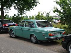 Volvo 144 De Luxe 1972 (929V6) Tags: 8289vj sidecode2 onk 140