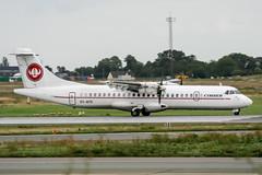 OY-RTF (PlanePixNase) Tags: aircraft airport planespotting cph ekch kopenhagen copenhagen kastrup københavn lufthavn cimber atr72 at7 atr air 72