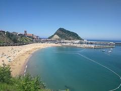 Día de playa (eitb.eus) Tags: eitbcom 30864 g1 tiemponaturaleza tiempon2019 costa gipuzkoa getaria koldomedrano