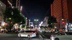 Sapporo (blondinrikard) Tags: sapporo japan cars night street