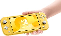 Nintendo Switch Lite Announced (fbtb) Tags: