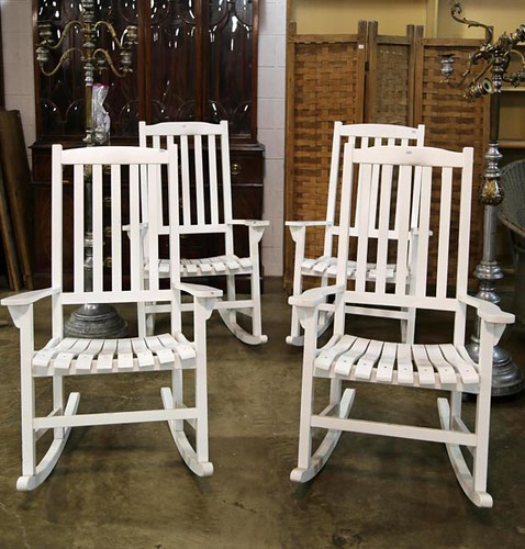 4 Rocking Chairs ($313.60)