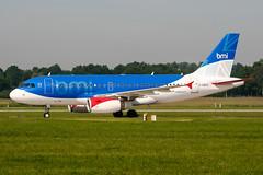 G-DBCE (PlanePixNase) Tags: aircraft airport planespotting haj eddv hannover langenhagen airbus 319 a319 bmi midland british