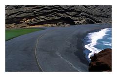 * (Daniel Espinoza) Tags: film lanzarote nikonfe agfact100 landscape spain 35mmfilm transparency analogphotography minimalist fineartphotography diapositive filmphotography danielespinoza