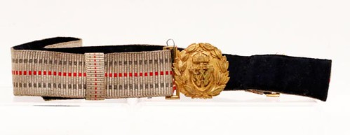Imperial Germany Navy belt & buckle ($179.20)