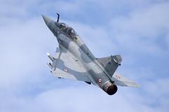 Dassault Mirage 2000B 522 (Jon Hylands) Tags: dassault mirage 2000b 522 french air force royalinternationalairtattoo raf fairford aviation aerospace aircraft airshow armee de lair military jet afterburner reheat