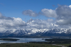 Snake River and Grand Tetons National Park (benereshefsky) Tags: grandtetons grandtetonsnationalpark nationalpark wyoming landscape naturalbeauty nature mountains snow hiking travel travelphotography outdoors