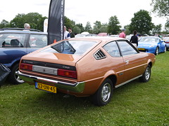 Mitsubishi Celeste 1600 ST 1978 (929V6) Tags: 52un45 sidecode3 onk