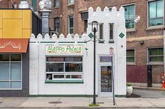 Mr. Aleppo's (Eridony (Instagram: eridony_prime)) Tags: cambridge middlesexcounty massachusetts metroboston centralsquare restaurant whitetower constructed1932