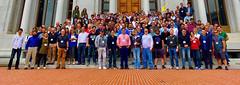 Joe @ UC Berkley with the Simon's Observatory global team (robinsloane) Tags: joe simonsobservatory ucsd cosmology 2019 ucberkley