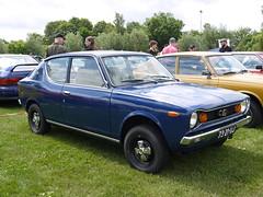 Datsun 100A Cherry 1972 (929V6) Tags: 7321uj sidecode2 onk e10 1000