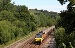 10th 70813 6C35 Lostwithiel (winterbournecm) Tags: