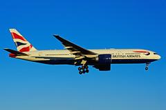 G-VIIR (British Airways) (Steelhead 2010) Tags: britishairways boeing b777 b777200er yyz greg gviir