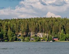 Midsummer Day in Finland (Ninara) Tags: lahti päijänne finland juhannus midsummer june summer cruise lake water evening night summernight ship boat summercottage