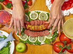 Mattiel (J Trav) Tags: mattiel foodforthought 70s cookbook styling foodstyling retro musicvideo frame hands nails gross