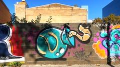 Novembre BSA030. (Joanbrebo) Tags: poblenou barcelona pintadas murals murales grafitis streetart iphonex iphone365