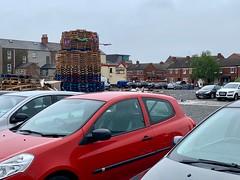 Posnett Street Bonfire, Belfast (John D McDonald) Tags: iphone appleiphone iphonexr appleiphonexr northernireland ni ulster geotagged belfast southbelfast bonfire posnettstreet