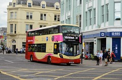 815 SK16GWX (PD3.) Tags: brighton hove district bus coach company go ahead goahead group buses psv pcv sussex england uk wright streetdeck 815 sk16gx sk16 gx gwx sk16gwx