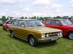 Toyota Carina 1600 1974 (929V6) Tags: 84ah35 sidecode3 ta12 onk