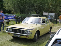 Toyota Crown 2600 Special Toyoglide 1974 (929V6) Tags: 15bu57 sidecode3 onk ms65