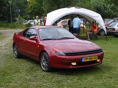 Toyota Celica 2.0 GT-i TC 16 1991 (929V6) Tags: pphr49 sidecode5 t18