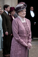 Maggie Smith in DOWNTON ABBEY, 2019 (djabonillojr.2008) Tags: downton abbey movie film stills 2019 michael engler julian fellowes 1920s 1927 1920 era period motion picture version actress british english focus features theatrical dowager countess gratham violet crawley highclere castle costume maggie smith dame damehood