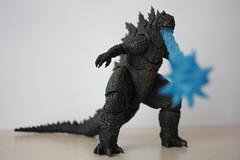 [KO] S.H.MonsterArts GODZILLA(2019) (! * `n@men!cht) Tags: ko godzilla 2019 bandai 2014 shm shmonsterarts atomic blast