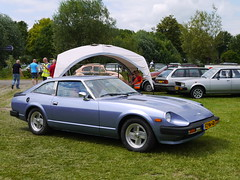 Datsun 280ZX 2+2 1980 (929V6) Tags: fz86gd sidecode4 onk s130