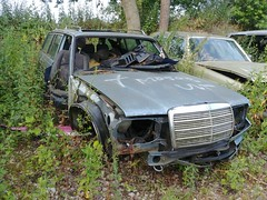 Mercedes S123 300 TD Turbo 9-4-1985 14-LKH-3 (groove_champion1) Tags: mercedes s123 300 td turbo 941985 14lkh3