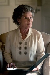 Imelda Staunton as Lady Bagshaw in DOWNTON ABBEY (djabonillojr.2008) Tags: downton abbey movie film stills 2019 michael engler julian fellowes 1920s 1927 1920 era period motion picture version actress british english focus features theatrical imelda staunton lady bagshaw