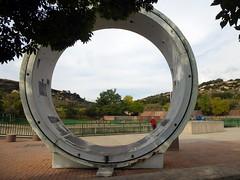 Precast Concrete Ring (Proteus_XYZ) Tags: southafrica freestate karoo clarens ashriveroutfall outletofdeliverytunnelnorthoflesothohighlandswaterproject precastconcretering