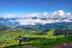 hiking (gerhard.rasi) Tags: dsc0485 nikon kit f4 2470 z7 fronalpstock klingenstock vierwaldstättersee 2019