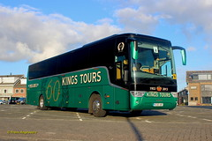 CTU4918 KC60 ABC Kings Tours (Fransang) Tags: kc60abc kings van hool tx16 alicron