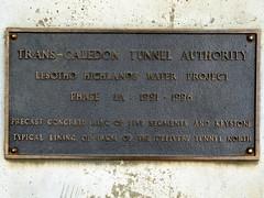 Trans-Caledon Tunnel Authority (Proteus_XYZ) Tags: southafrica freestate karoo clarens ashriveroutfall outletofdeliverytunnelnorthoflesothohighlandswaterproject transcaledontunnelauthority