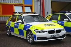 CU67 AWA (S11 AUN) Tags: dyfed powys police heddlu bmw 330d estate touring anpr traffic car rpu roads policing unit 999 emergency vehicle cu67awa