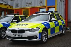 CU67 AWJ (S11 AUN) Tags: dyfed powys police heddlu bmw 330d estate touring anpr traffic car rpu roads policing unit 999 emergency vehicle cu67awj
