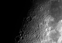 2019-07-09 Moon with ZWO224 MC#6 (Johan B.) Tags: lune moon zwo asi 224mc celestron c90 mak 90 astrophoto astrophotography photo au foyer prime focus