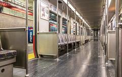 MBTA Red Line Train (Eridony (Instagram: eridony_prime)) Tags: cambridge middlesexcounty massachusetts metroboston northcambridge mbta transit masstransit subway train interior