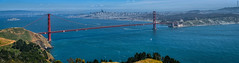 Golden Gate Bridge, San Francisco (Yannick Butenschøn) Tags: fujifilm xe3 xc1545mmf3556 ois pz california golden gate san francisco alcatraz