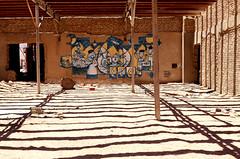 Streetart in Dahab Egypt (wojofoto) Tags: streetart graffiti dahab egypt egypte wojofoto wolfgangjosten kyiv